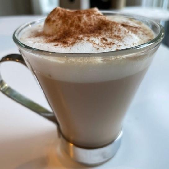 Slow Cooked Chai Tea Latte