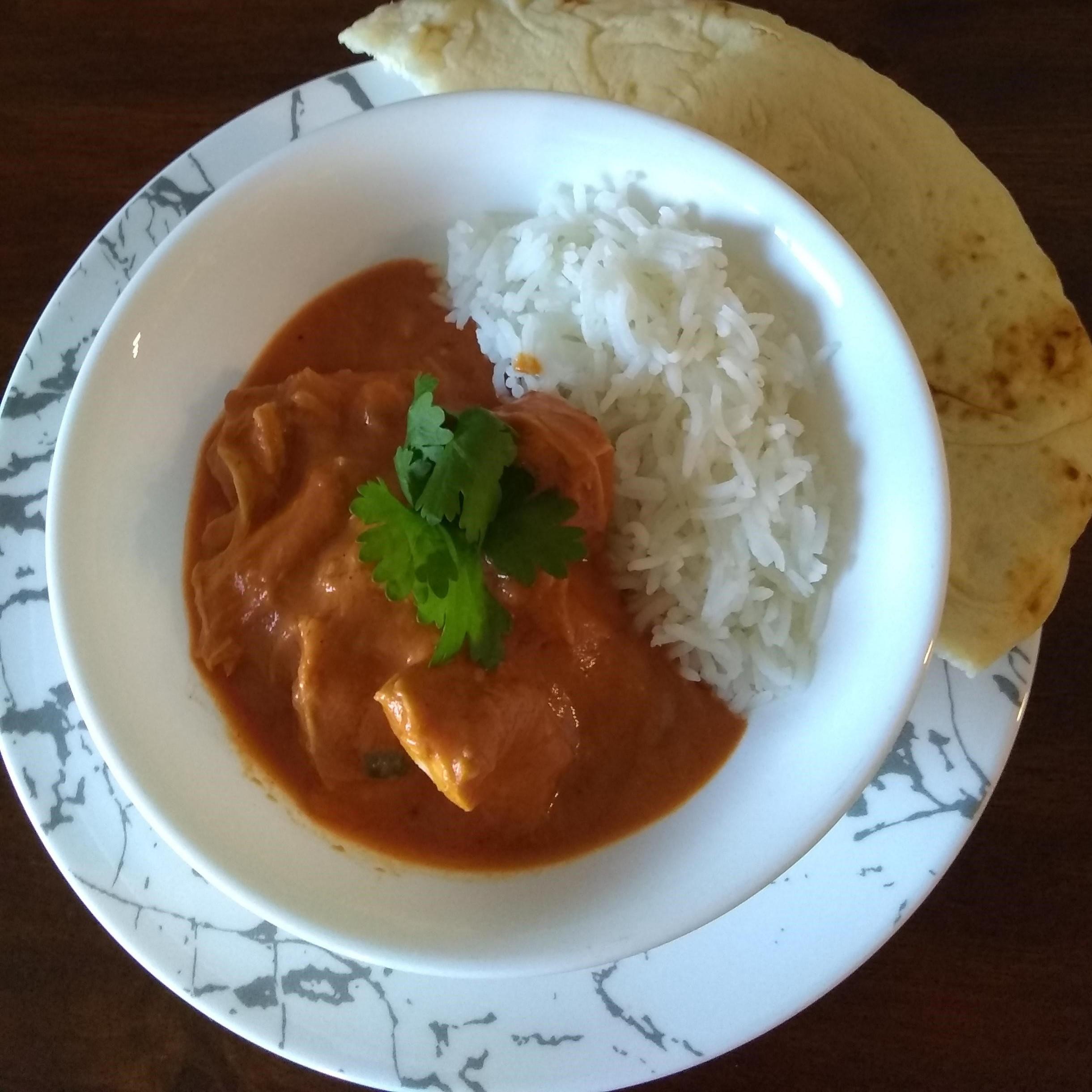 Slow Cooked Chicken Tikka Masala