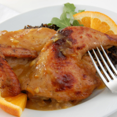 slow cook recipes. duck