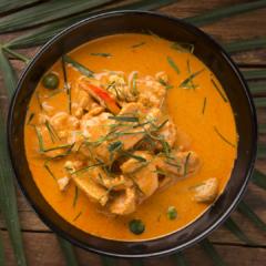 instant pot, slow cooker recipes, thai chicken soup
