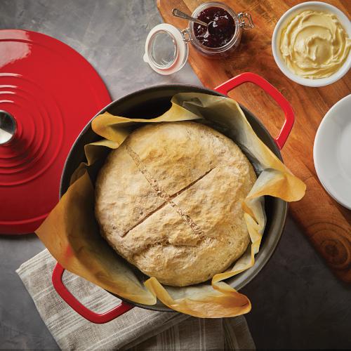 Instant Dutch Oven Bread