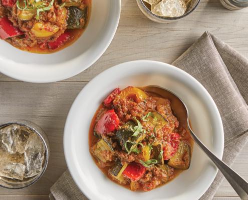dutch oven recipes, ratatouille recipes