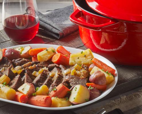 Instant Dutch Oven - Simple Pot Roast