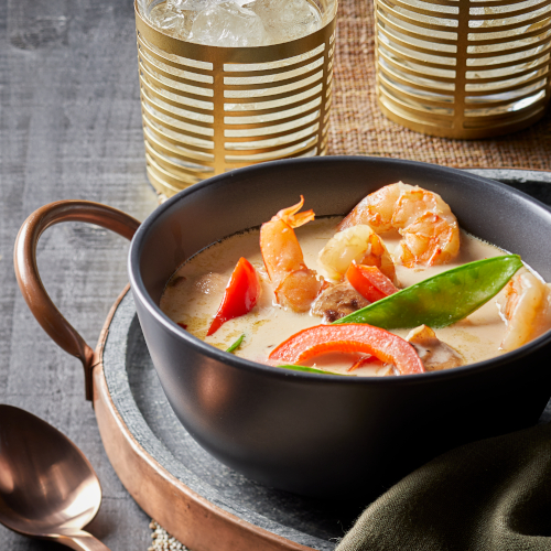 Instant Dutch Oven - Thai Green Curry Shrimp